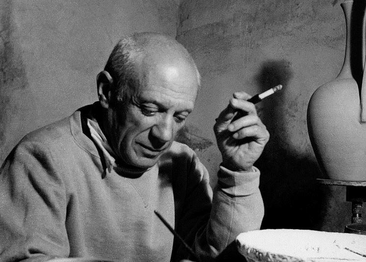 Пабло Пикассо - интересные факты