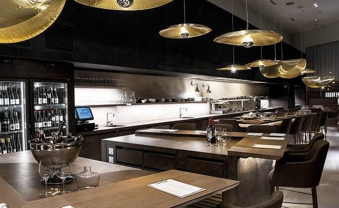 Aürt - рестораны Барселоны со звездой Мишлен