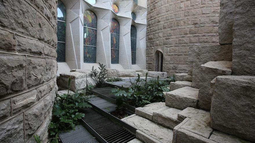 Секретный сад Саграда Фамилия