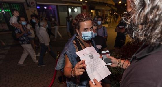 """Верховный суд отменил """"санитарный пропуск"""" в Андалусии и Кантабрии"""
