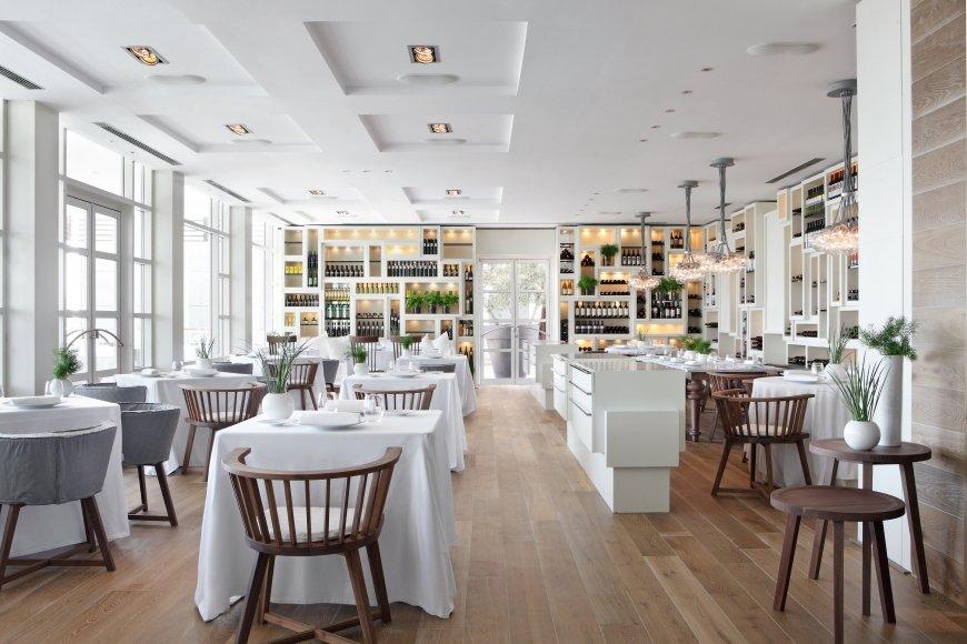 Enoteca - рестораны Барселоны со звездами Мишлен