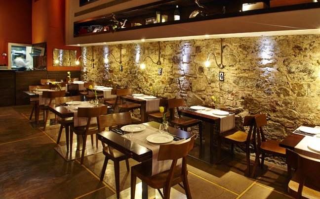 Hofmann - рестораны Барселоны со звездой Мишлен