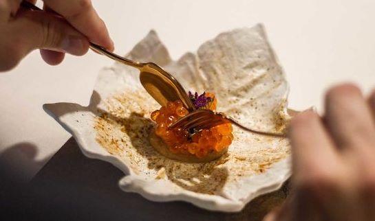 Deliranto - ресторан со звездой Мишлен в Салоу (Каталония)