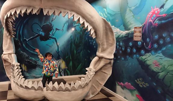 Big Fun Museum в Барселоне