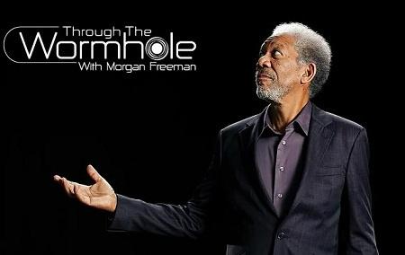 Morgan Freeman. Tomado de DiscoveryMax