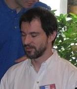 Imagen de Gilles Roux en 2008. Tomado de https://www.speedsolving.com/