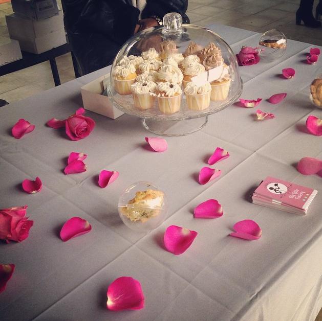 Les cupcakes de My Little Factory (Pour la contacter cliquez sur l'image)