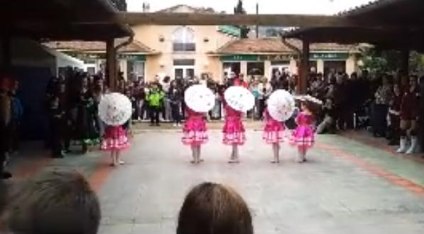 Démonstrations de danse