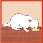 カリポリお食事イラスト