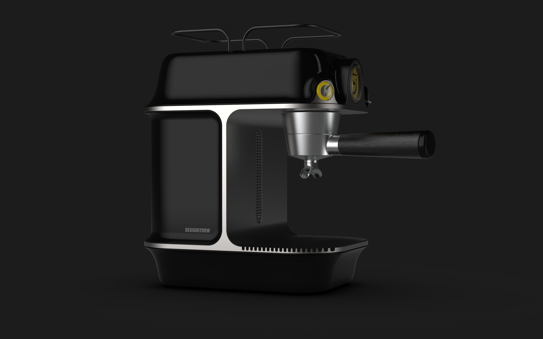 DESIGNSTUDIE // iCOFFEE // Kaffeemaschine