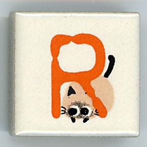 Shinzi Katoh シンジカトウ ピチタイル猫 ねこ R