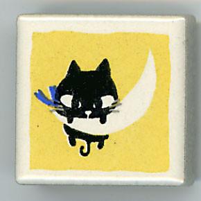 Shinzi Katoh シンジカトウ ピチタイル猫 ねこ イラスト7