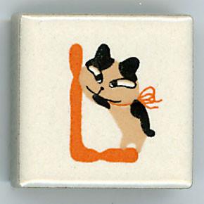 Shinzi Katoh シンジカトウ ピチタイル猫 ねこ L