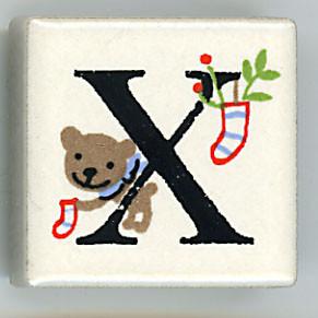 Shinzi Katoh シンジカトウ ピチタイル X アルファベット