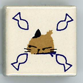 Shinzi Katoh シンジカトウ ピチタイル猫 ねこ イラスト6