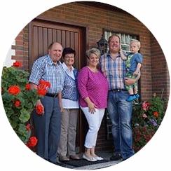 Gastgeber - Familie Weller