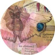 Art Journal - Mein Gartenjahr - Mai - DIY-Projekt
