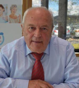 Aimé Kerguéris (Ancien maire de Plouhinec, ancien vice-président du Conseil Général du Morbihan, ancien député du Morbihan)