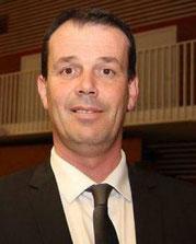 Fabrice Robelet (Conseiller Départemental du Morbihan et maire de Brech)