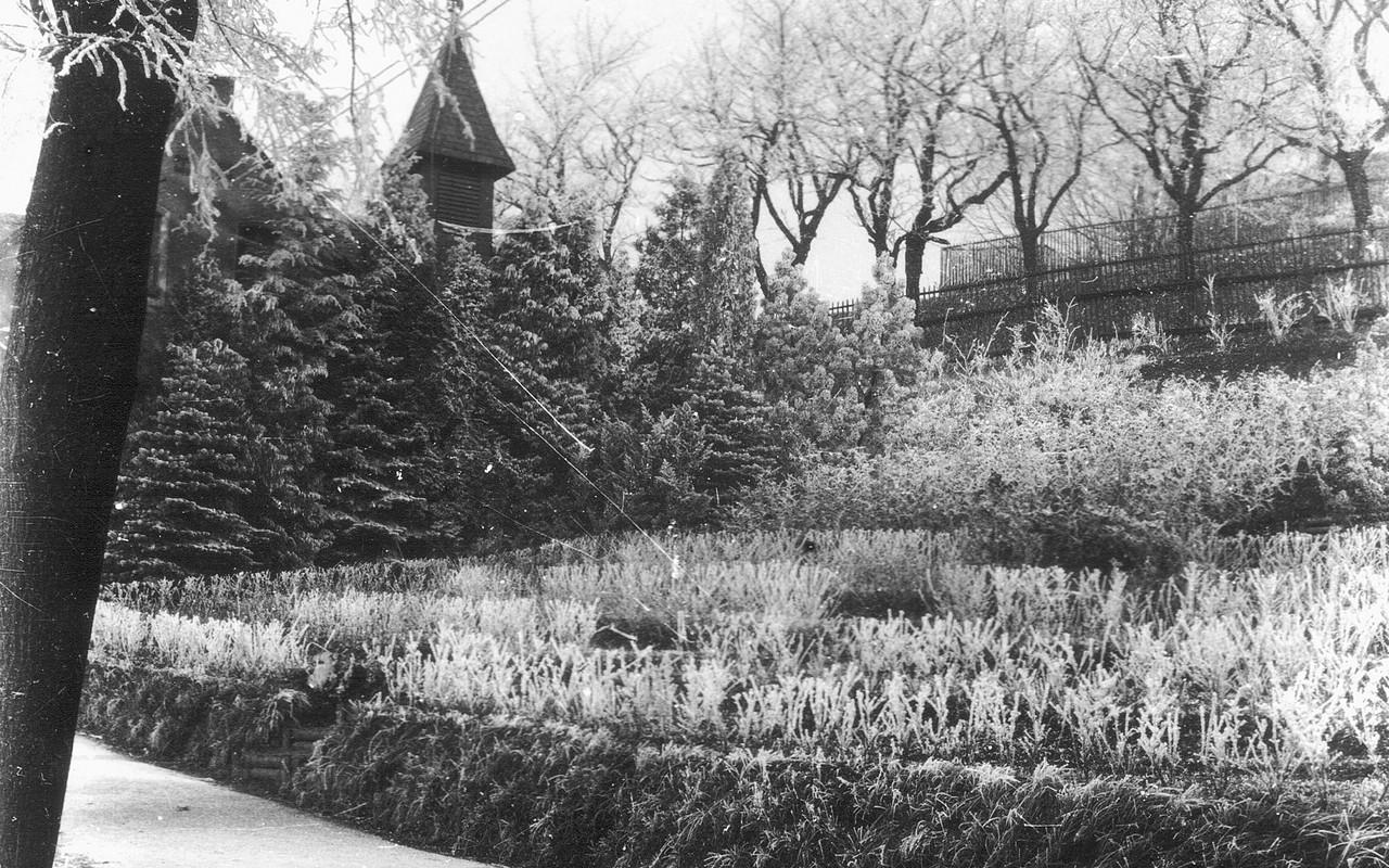 Friedhof Planitz l Urnenhain um 1930