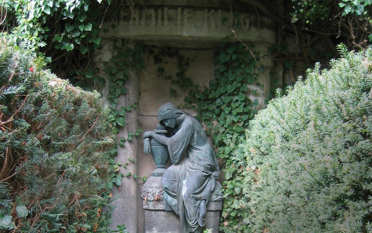 Friedhof Planitz | Erbbegräbnis Familie Klug