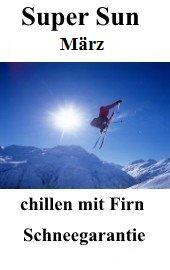 Angebot Super Sun - Sonnenskilauf am Reschenpass im Vinschgau bei Nauders - Pauschalangebot mit Skikurs