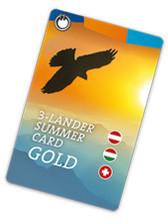 la summer card vi accompagna durante la Vs. vacanza al Passo di Resia in Alta Val Venosta