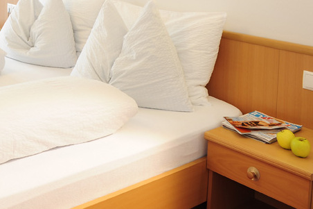 Zimmer und Suiten im Hotel Reschnerhof