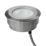 LED Shine Einbauleuchte IP67 für Loch Ø 66 mm begehbar