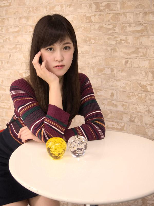 モデル:中島千絵子 撮影者:チョコラティエ