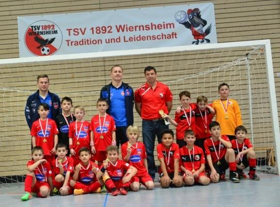 1. FC Heidenheim - TSV 1892 Wiernsheim