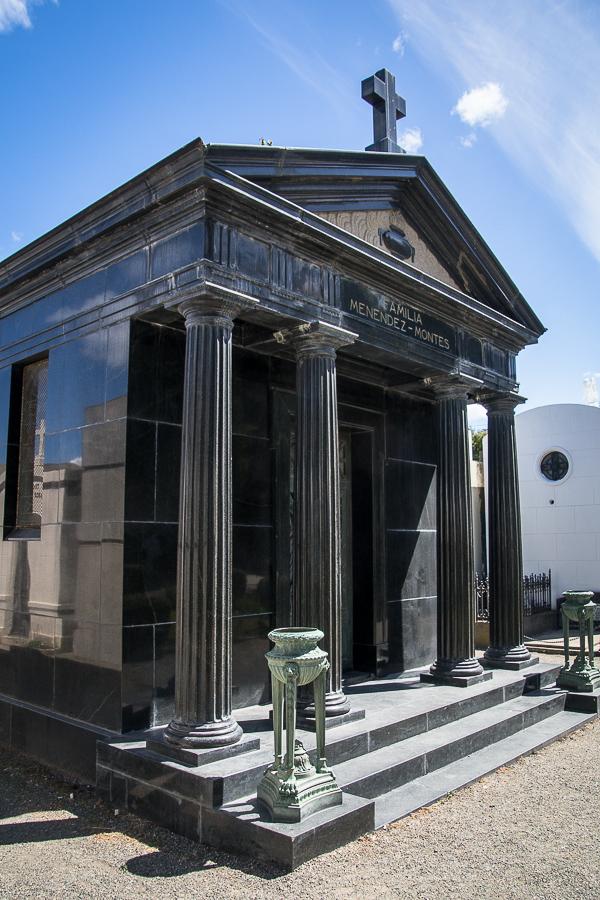 Cementerio Municipal Punta Arenas - Mausoleum Familia José Menéndez