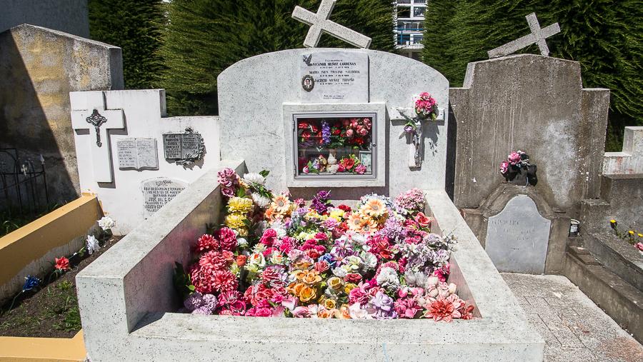 Cementerio Municipal Punta Arenas