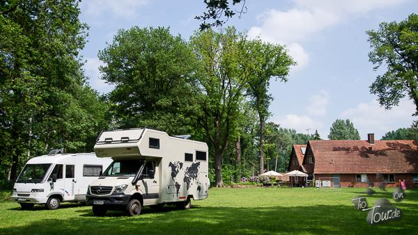 Stellplatz Hohe Heide in Rheine