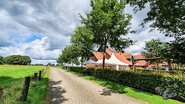 Bauernhofcafé in Lippramsdorf
