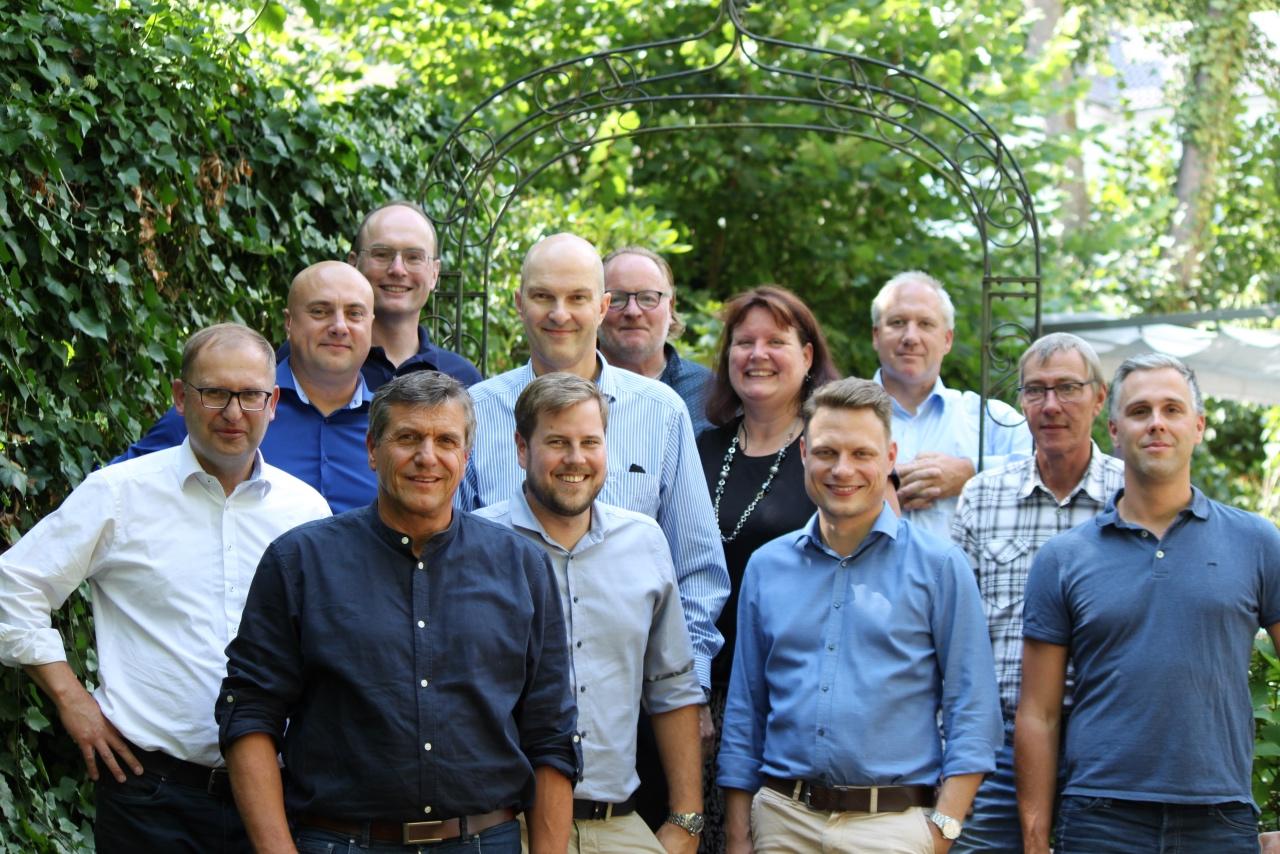STRUCTOGRAM® Trainings-System Kassel mit Sartorius Stedim Systems GmbH