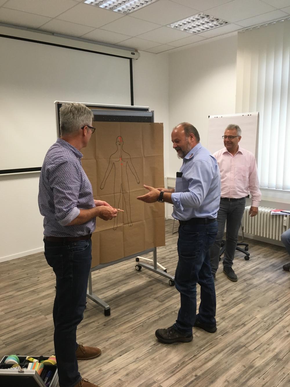STRUCTOGRAM® Trainings-System Kassel mit Föbus Kassel