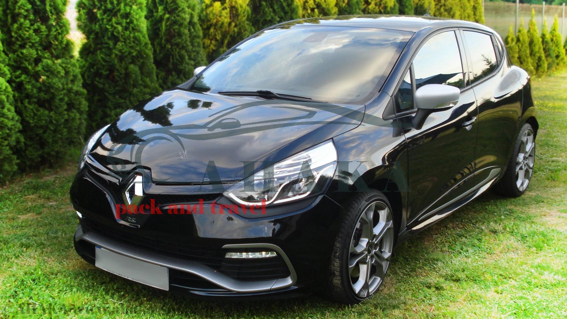 Für Renault Clio IV Grandtour ab 16 Anhängerkupplung starr ABE