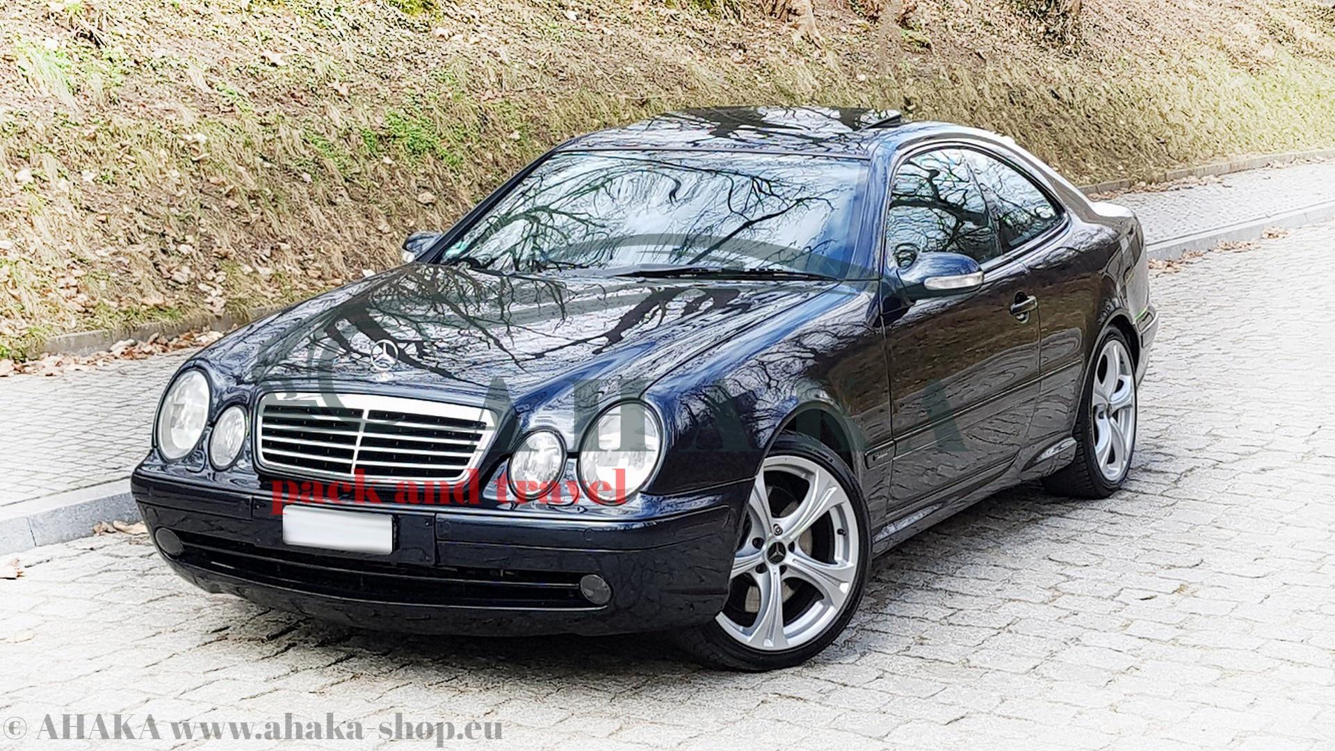 E-Satz Mercedes CLK A208 Cabrio 1998//2003 Anhängerkupplung abnehmbar