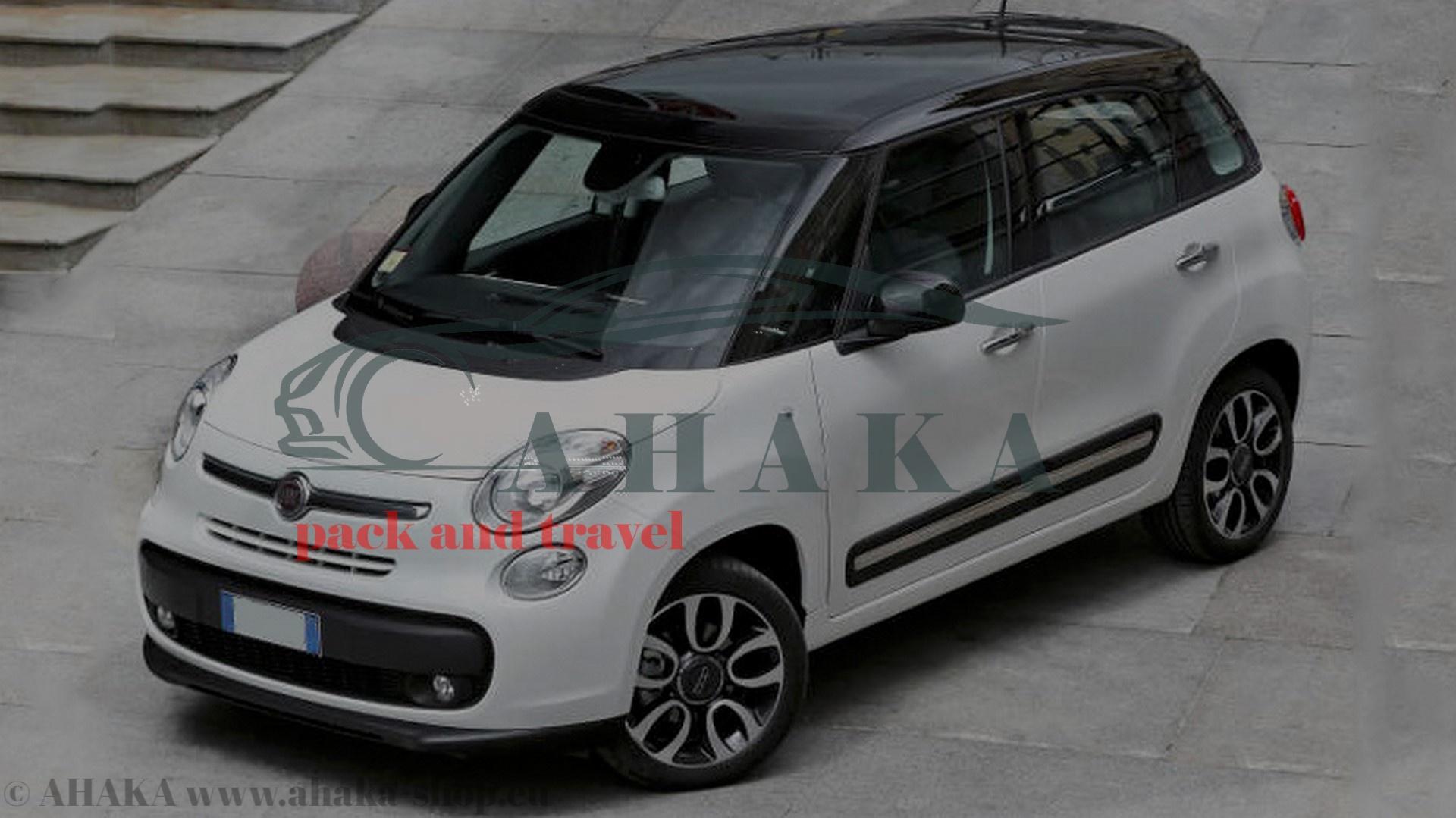 Anhängerkupplung AHK starr Für Fiat PANDA III 5-Tür ab 2012 NEU ABE