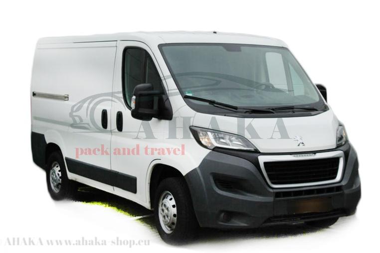 7pol spez. Peugeot Boxer Kasten Bus L4 L5 2006-2011 Anhängerkupplung AHK starr