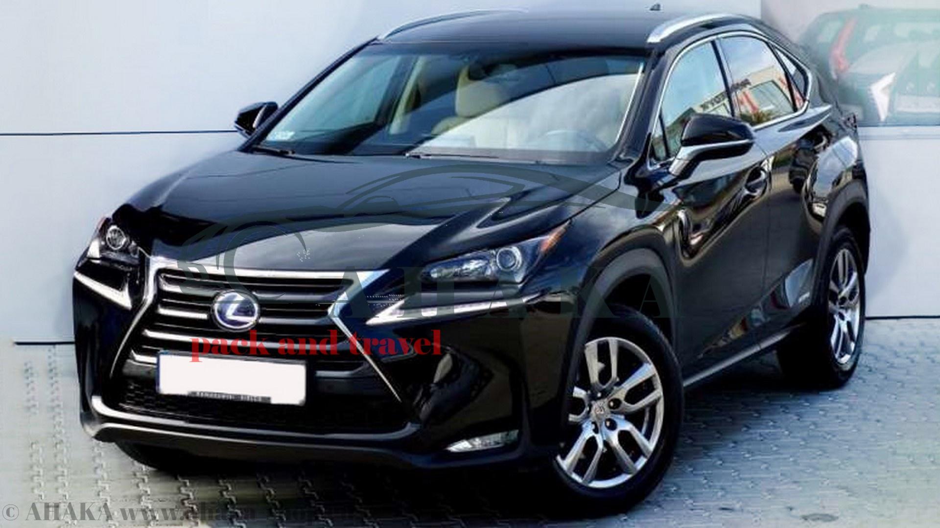 Für Lexus RX 400 H 2005-03.2009 AUTO HAK Anhängerkupplung abnehmbar neu