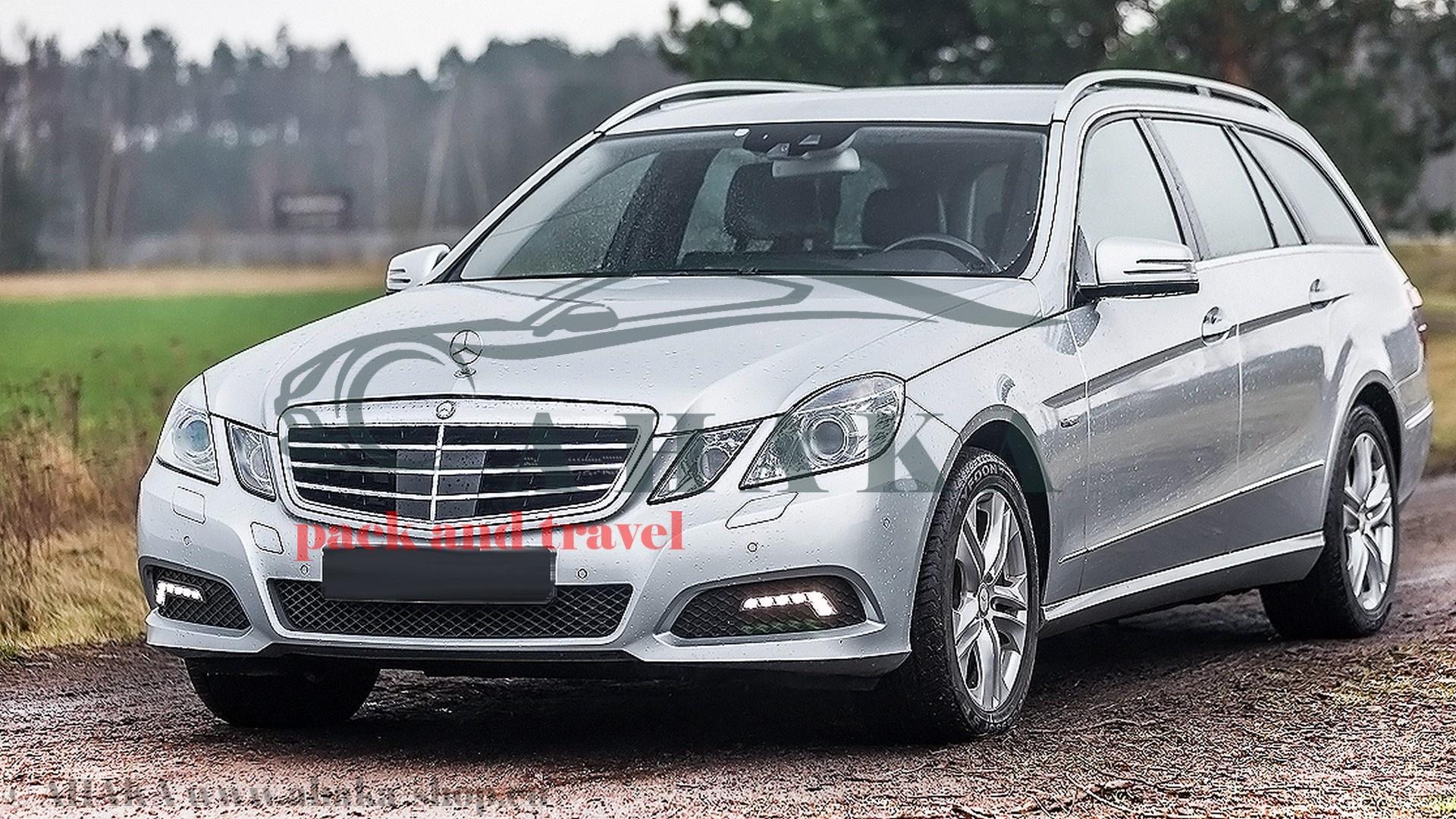 7polig AHZV Für Mercedes C-Klasse T-Modell 01 AUTO HAK Anhängerkupplung starr