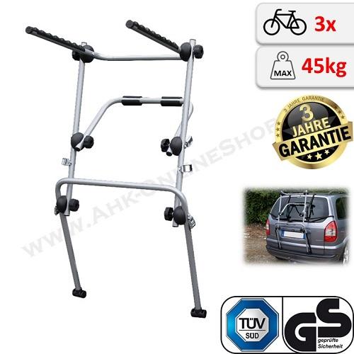 Logic Fahrrad Heckträger Ford Focus 3//5 Türer 98-01 2 Räder Fahrradträger