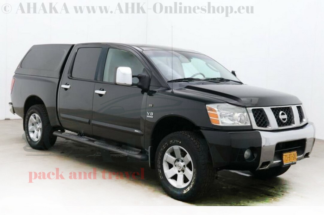 Für Nissan Armada Anhängerkupplung Adapter USA-Fahrzeuge 51x51mm Kugelkopf Kugel