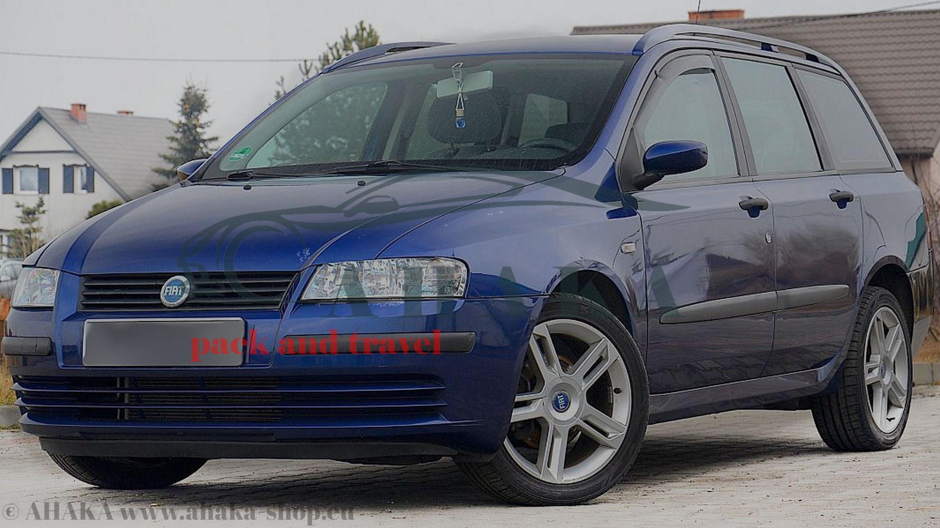 Für Fiat Multipla 1999-2004 AUTO HAK Anhängerkupplung abnehmbar 7polig AHK NEU