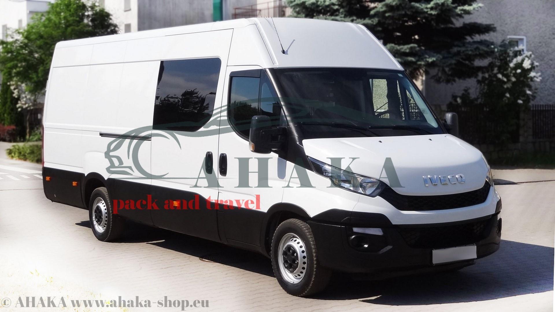 AHK Ford Transit Bj.2000-2014 Bus Kasten Anhängevorrichtung Anhängerkupplung NEU
