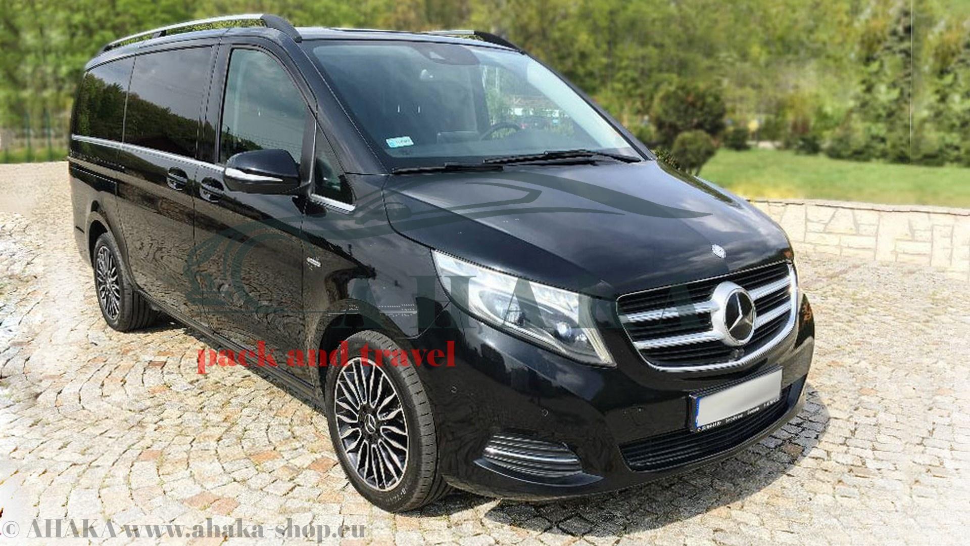 7polig NEU Für Mercedes C Kl T-Modell 07-14 AUTO HAK Anhängerkupplung starr