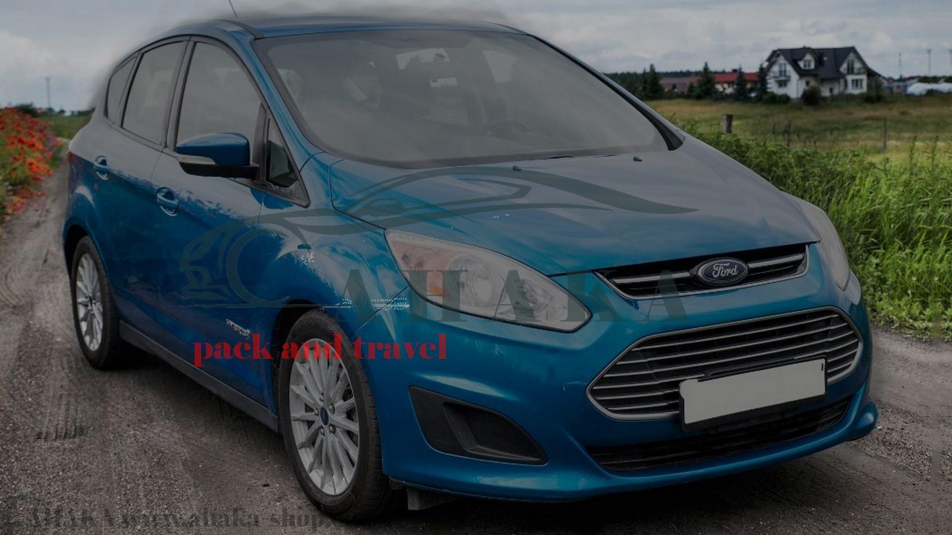 Anhängerkupplung AHK starr Für Ford S-MAX 2006-09//2015 NEU ABE