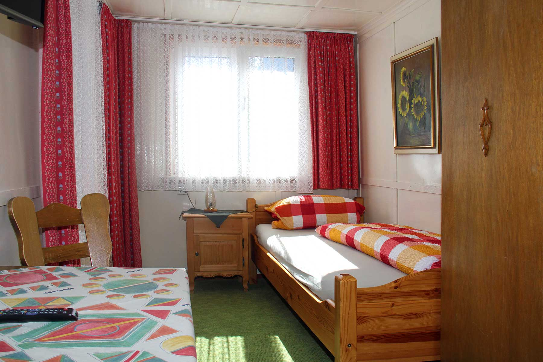 Berggasthof Bühlalpe, Kleinwalsertal – Doppel- und Einzelzimmer für 8 bis 20 Personen